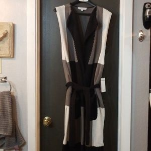 Adam Lippes for Target sleeveless long sweater